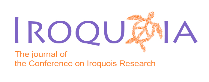 Iroquoia - a peer-reviewed journal